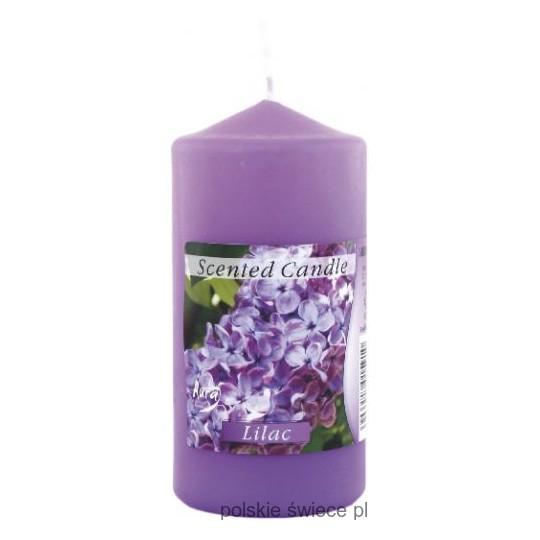 Świeca zapachowa walec - BEZ