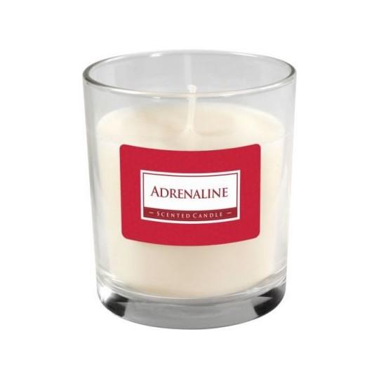 Świeca perfumowana w szkle ADRENALINE
