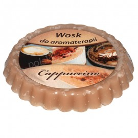 """Wosk zapachowy """"Cappuccino"""" 80 mm"""