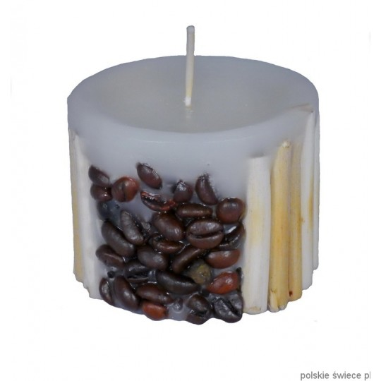 Świeca kawa NOVA 60/50
