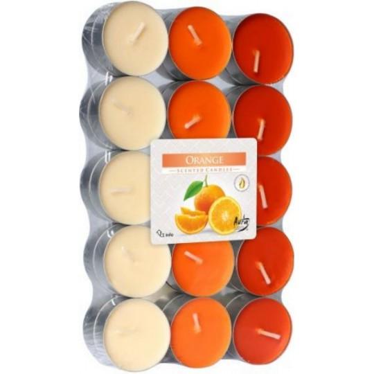 Podgrzewacze Pomarańcza 30 szt