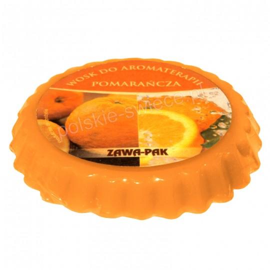 """Wosk zapachowy """"Pomarańcza"""" 80 mm"""