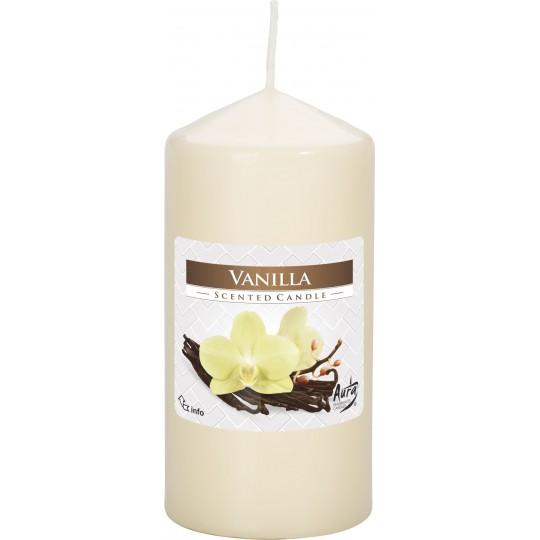 Świeca zapachowa walec - WANILIA