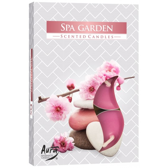 Podgrzewacze zapachowe Ogród SPA