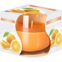 """Świeca zapachowa w szkle """"Pomarańcza"""""""