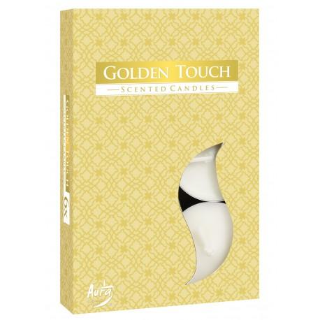 Podgrzewacze perfumowane Golden Touch 6 szt