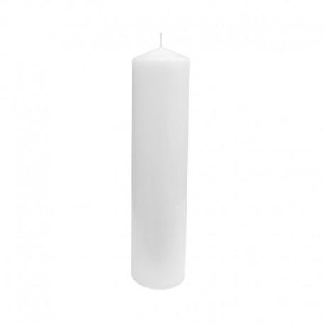Duża świeca walec XXL 100/350