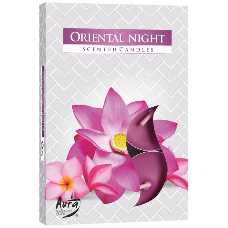 Podgrzewacze zapachowe Orientalna Noc