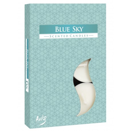 Podgrzewacze perfumowane Blue Sky 6 szt