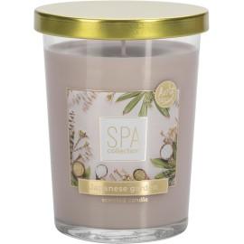 Świeca zapachowa w szkle OGRÓD JAPOŃSKI - SPA COLLECTION