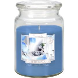 Duża świeca zapachowa XXL z wieczkiem ANTYTABAK