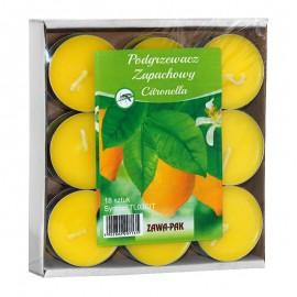 Podgrzewacze zapachowe Citronella 18 szt.