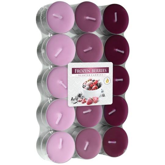 Podgrzewacze zapachowe Mrożone jagody 30 szt ~4h