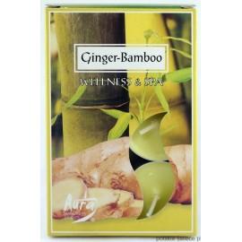Podgrzewacze zapachowe IMBIR-BAMBUS