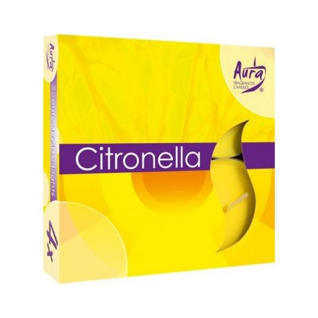 Podgrzewacze Citronella maxi 4 szt. ~ 10h
